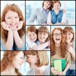 Mother and daughter — Stock Photo #32884467