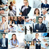 Business in progress — Stock Photo