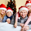 christmas eve — Stock Photo
