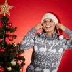 väntar på julen — Stockfoto