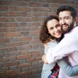 Joyful couple — Stock Photo #32903471