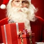 Generous Santa — Stock Photo #32903651