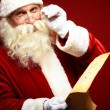 Kind Santa Claus — Stock Photo