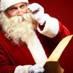 Kind Santa Claus — Stock Photo