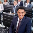 Business learner — Stock Photo