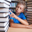 Stockfoto: I love books