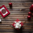 Christmas composition — Stock Photo #35272111