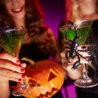 Halloween toast — Stock Photo #35273173