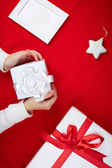 Preparing for Christmas — Stock Photo