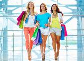 λαμπερό καταναλωτές — Stock fotografie