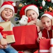 Christmas kids — Foto de Stock