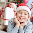 Little Santa — Stock Photo #36816953