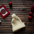 Symbols of holiday — Stock Photo