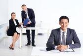 Büroangestellter — Stockfoto