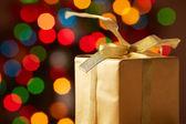 Vánoční dárek — Stock fotografie