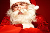Santa Claus — Foto Stock