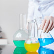 Chemical liquids — Stock Photo #36820215
