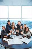 Sukces w biznesie — Zdjęcie stockowe