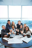 éxito en los negocios — Foto de Stock