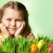 Easter child — Stock Photo #38915821