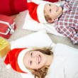 Stock Photo: Christmas happiness