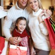 Happy shoppers — Stock Photo #38916925