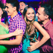 Friends clubbing — Stock Photo #38918095