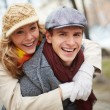 Affectionate couple — Stock Photo #38919231