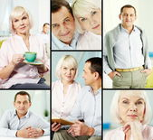 Mature couple — Stock Photo