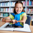Stock Photo: Elementary learner