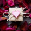 Romantic gift — Stock Photo