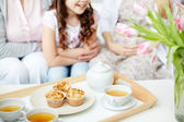 Tea time — Foto Stock