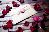 Letter of love — Stock Photo