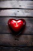 Amor ardiente — Foto de Stock