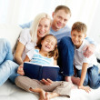 Happy family — Stock Photo #42525855