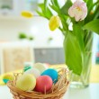 Easter atmosphere — Stock Photo