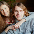 Affectionate couple — Stock Photo #42528441