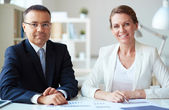 Business associates — Stock Photo