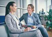 Business explanations — Stock Photo