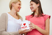 Mom's day — Stock Photo