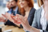 Business applause  — Stock Photo