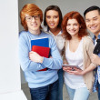 Cheerful students — Stock Photo #46324121