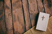 Christian book — Stok fotoğraf
