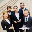 Business team — Stock Photo #49205965