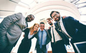 Successful business people — Foto Stock