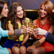 Friends toasting — Stock Photo #51579281