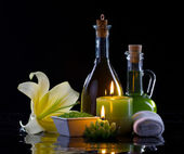 Spa still-life — Stock Photo