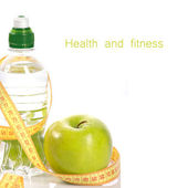 Health and fitness — Stock Photo