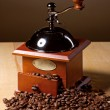 Coffee mill - Foto Stock