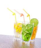 Refrescante mezcla — Foto de Stock